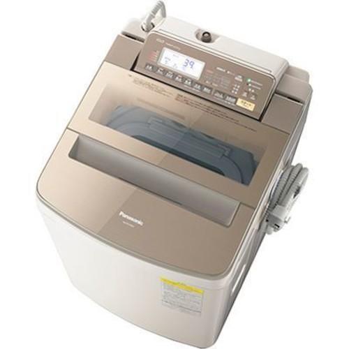 パナソニック 洗濯・脱水容量10kg:乾燥容量5kgタテ型