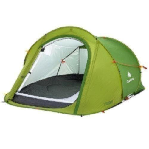 キャンプ テント ARPENAZ FRESH&BLACK - 3人用