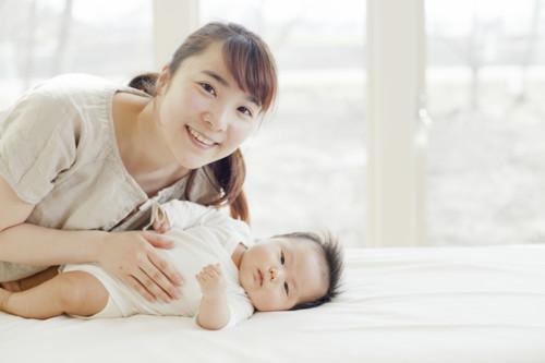 赤ちゃん ママ 密着