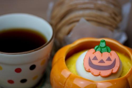 かぼちゃ スイーツ