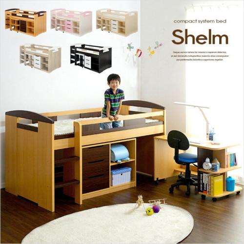 システムベッド Shelm4(シェルム4)