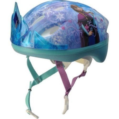 アナと雪の女王 キッズヘルメット