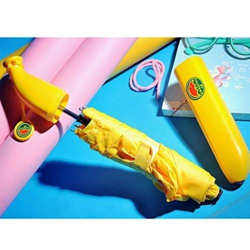収納ケース付き折りたたみ傘