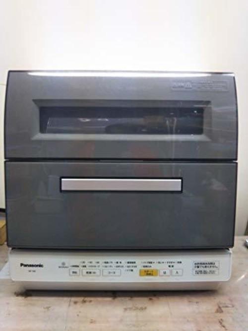 パナソニック 食器洗い乾燥機(ホワイト)Panasonic エコナビ NP-TR8-W