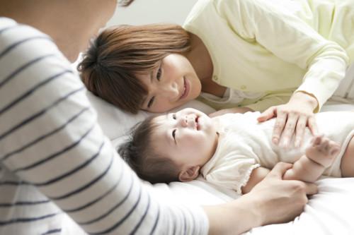 寝かしつけ 赤ちゃん