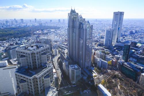 新宿パークタワー