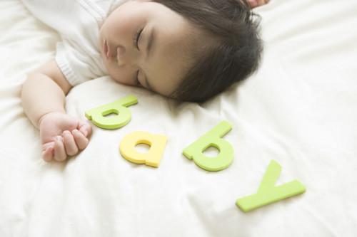 赤ちゃん 眠り