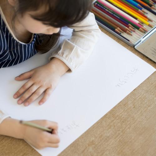手紙 幼児